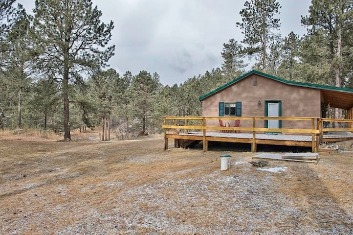 Private & Cozy 3BR Black Hills Home - Custer - House