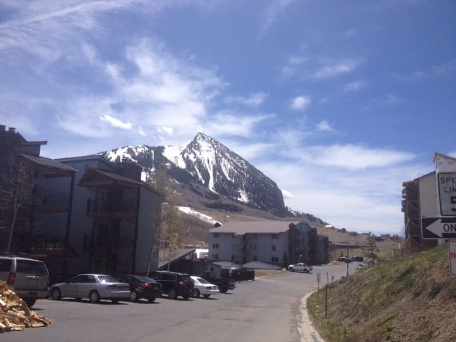 Chateaux Condos - Private King Room - Crested Butte - Wohnung