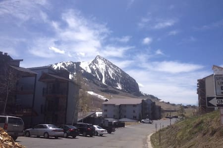 Chateaux Condos - Private King Room - Crested Butte