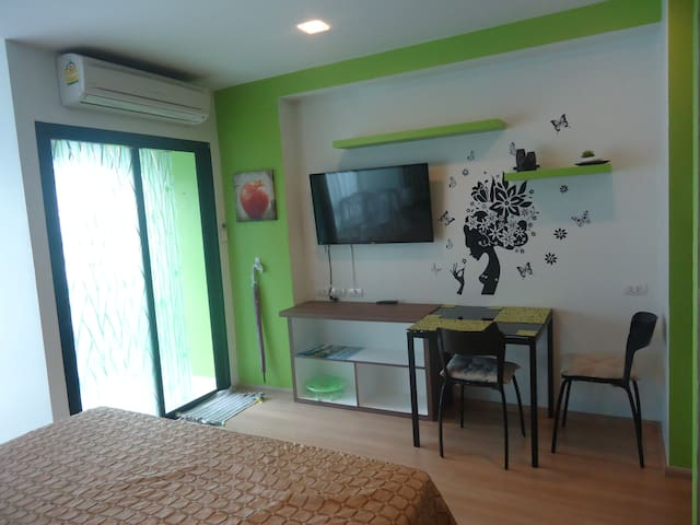 Best  Studio in  the nice place Bangtao Phuket - Tambon Choeng Thale - Apartment
