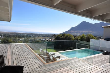 Sunset paradise - incredible sea view room - Kaapstad