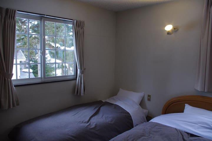 SUNNYSIDEHUT★Breakfast included★Quadruple Room