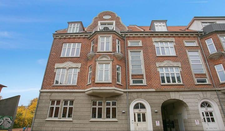 104 sq flat - Esbjerg C