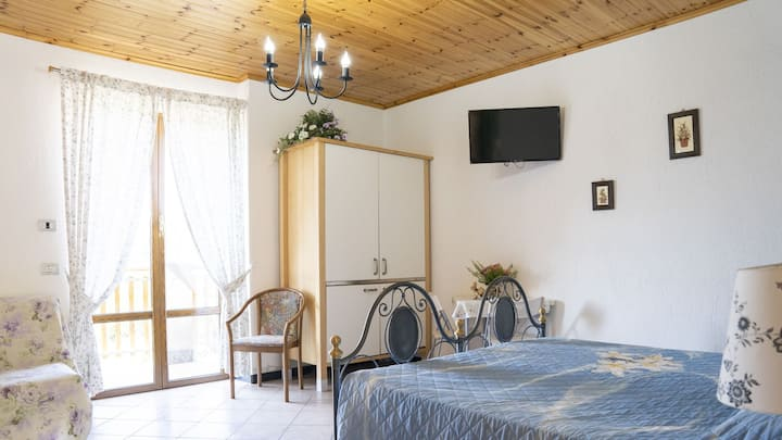 Farmhouse La Marpea Cow room