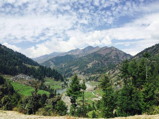 Barot Valley