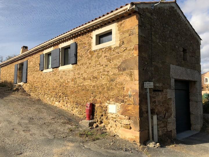 Ancienne cave à vin située dans les corbières