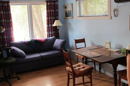 Lake Front Bachelor Apt, Inverhuron - Tiverton - 公寓