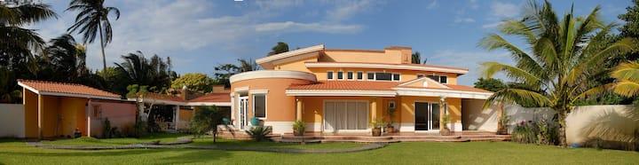 Villa Maria: casa de descanso con vista al mar