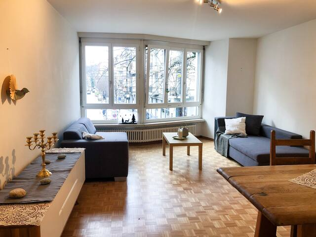 Cozy apartment near the lake / city center