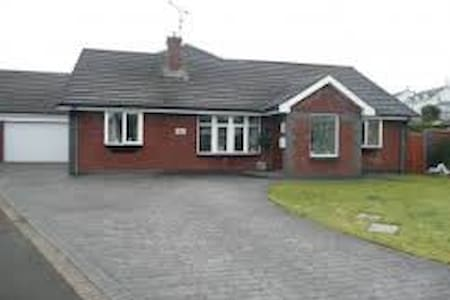 Spacious self-catering house - Portstewart - Hus