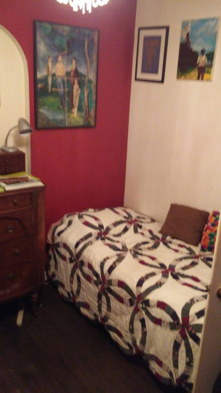East Vilage Sleeping Space Semi-Private Room