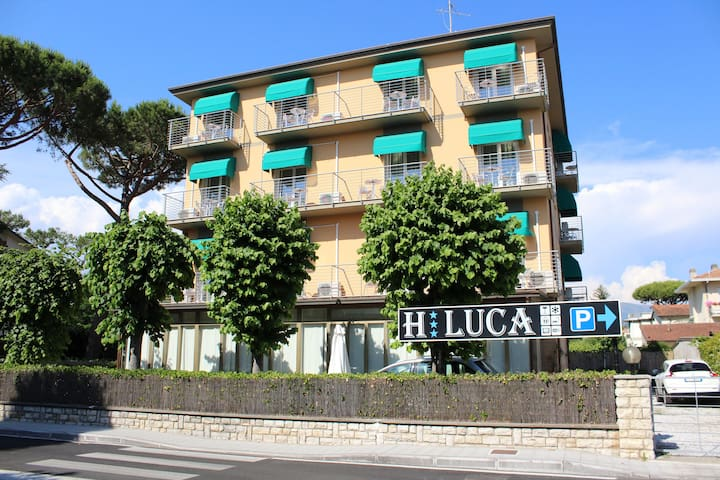 Hotel Luca Room 1 matrimoniale con balcone