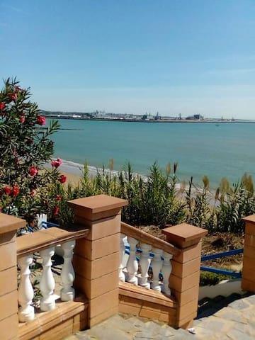 Sol y playa en Rota Cádiz