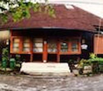 Comfort Room with Old Style House - Samarinda Kota