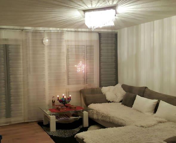 Schöne Wohnung für schönen Urlaub - Pfaffenhofen an der Ilm - Apartamento
