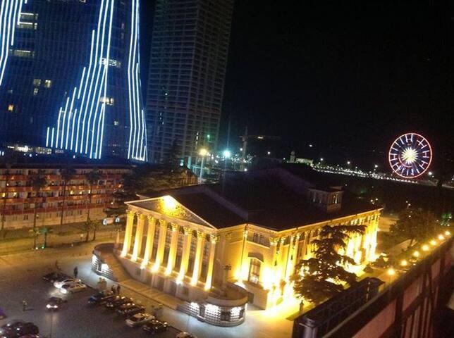 kvartira k more - Batumi