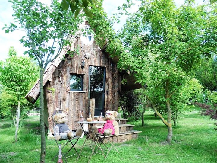 La Cabane de la Fée Oursinest