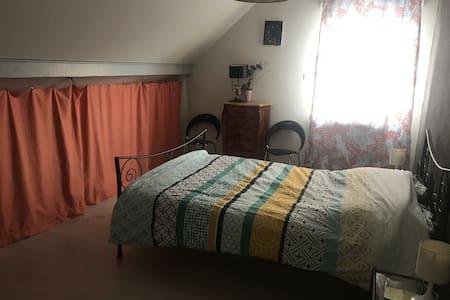 Loue chambre dans maison à 2 min de Belfort