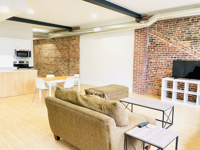 Beautiful New Apartment in Historic Building