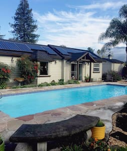 Your Home in The Wine Country