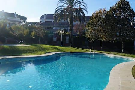 Apartamento en planta baja  y  piscina comunitario - Platja d'Aro - Lakás