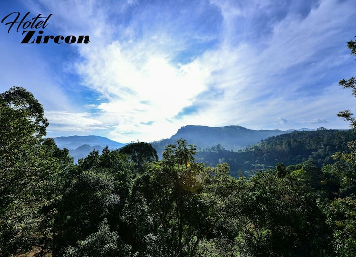 Zircon Ella,Deluxe Double Room (B&B)