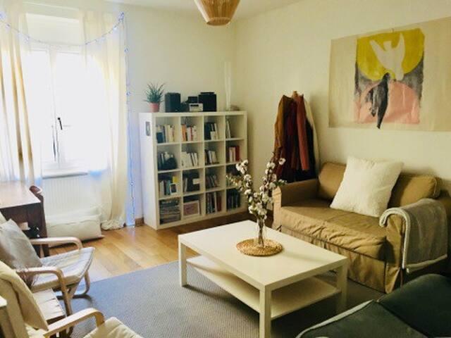 💙 Lovely central flat / Central lumineux pratique