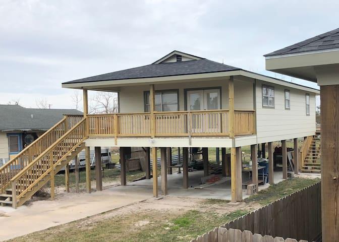 The Best Catch Stilt House