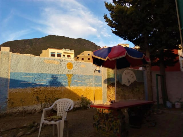 For your vacation in Chefchaouen