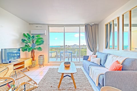Gorgeous studio at 2 min walk to orient Bay Beach