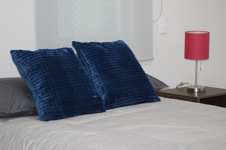 Cómodo loft de lujo Colima/ Luxury Loft Colima
