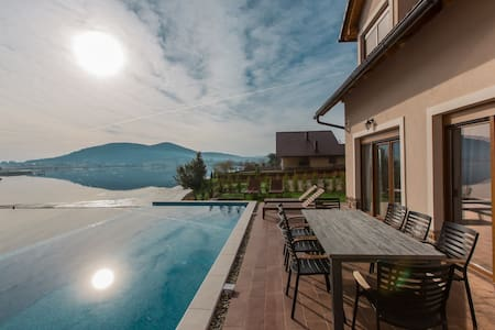 Jezerska vila - Ogulin - บ้าน