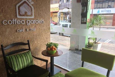 Coffea Garden, cafe & stay - Melaka - Hotel boutique