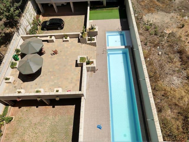 Luxury Apartment with swimming pool near Karen.