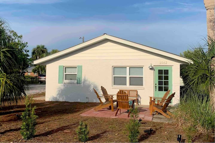 Newly Renovated Home on 30A, Short Walk to Beach