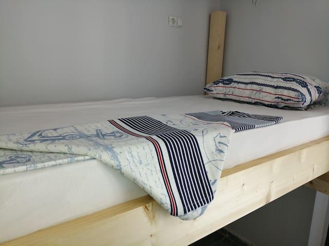 Oludeniz HoStel Male Dorm with A/C and Balcony