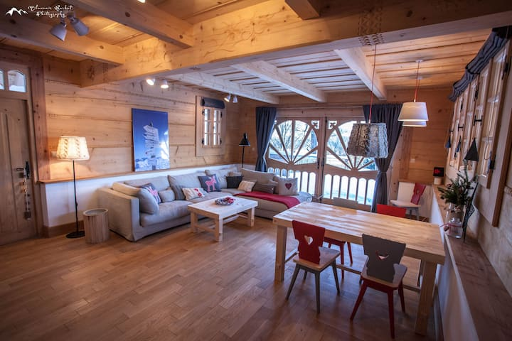 Beautiful chalet in the Polish Tatra Mountains - Jurgów - Bungalo