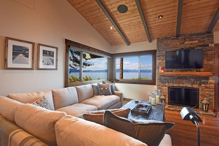 Lakefront Condo on the West Shore, Panoramic Views - Tahoma - Lyxvåning