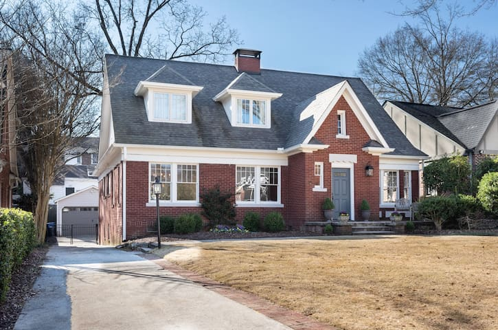 Charming Intown Home close to everything