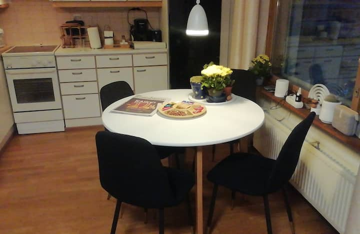 Down Town Condo apartment with many amenities.