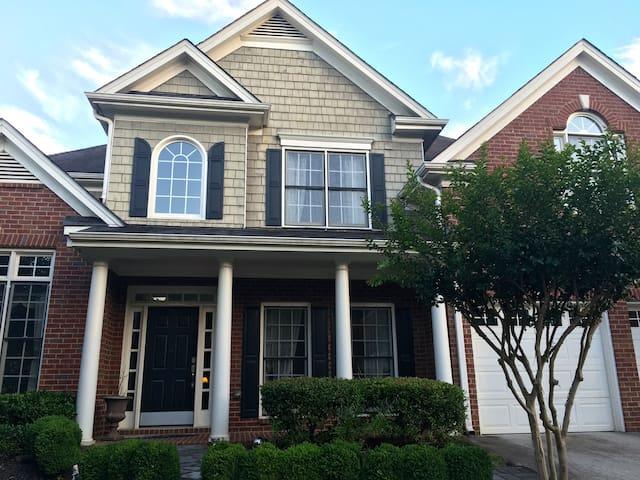 Charming home in Atlanta suburb