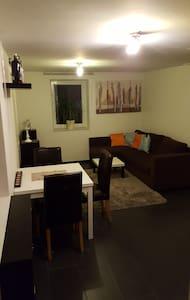 2.5 Zimmer Wohnung Möbiliert 4 Bett - Cham - Apartment