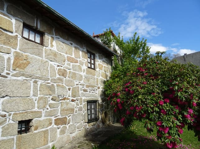 Casa das Mourôas (antiga) - Mondim de Basto - Vacation home