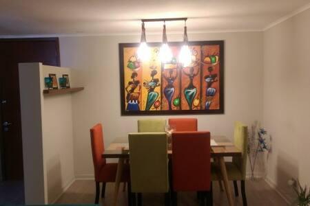 Departamento completamente amoblado - Santiago - Appartement