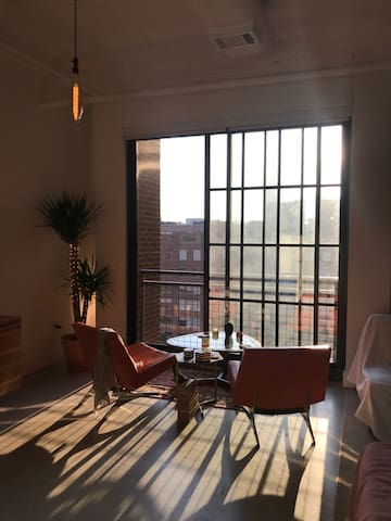 ATL Lux Penthouse in Ponce City Market - Atlanta - Apartment