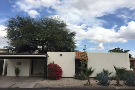 Mezquite house. - Hermosillo