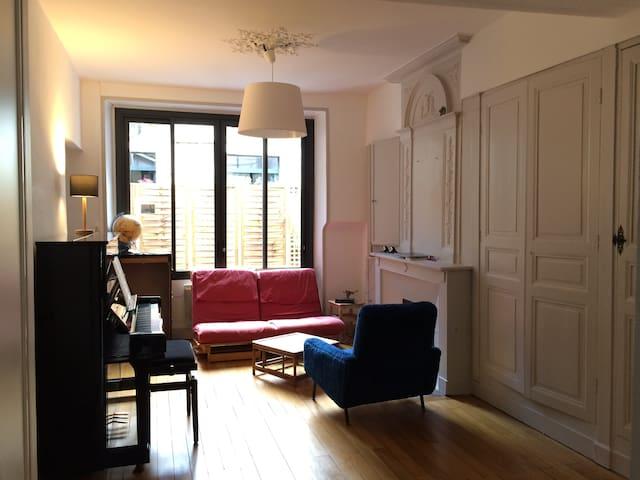 Bel appartement ancien au coeur de Blois - Blois - Apartment