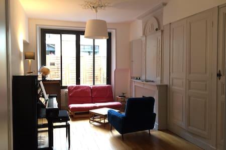 Bel appartement ancien au coeur de Blois - Blois - Flat