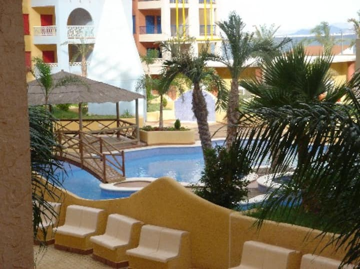 Beautiful 2 Bed Apartment in Spain!