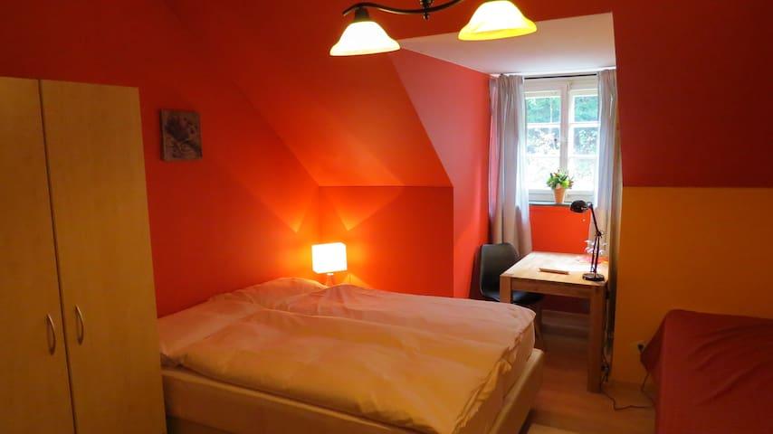 Hotelzimmer im Herzen von Aarburg (Nr. 8)